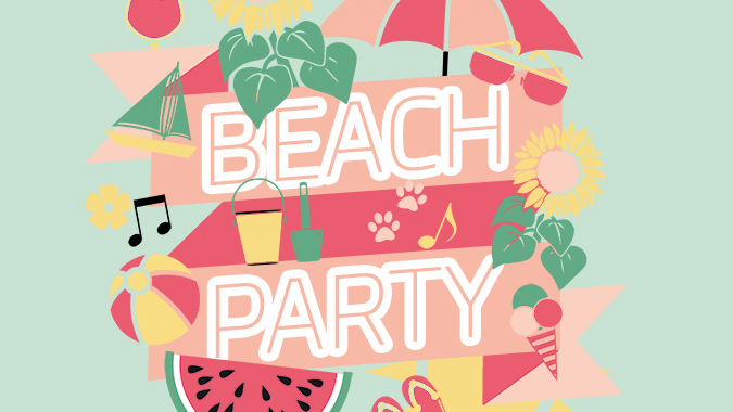 Beachparty¨